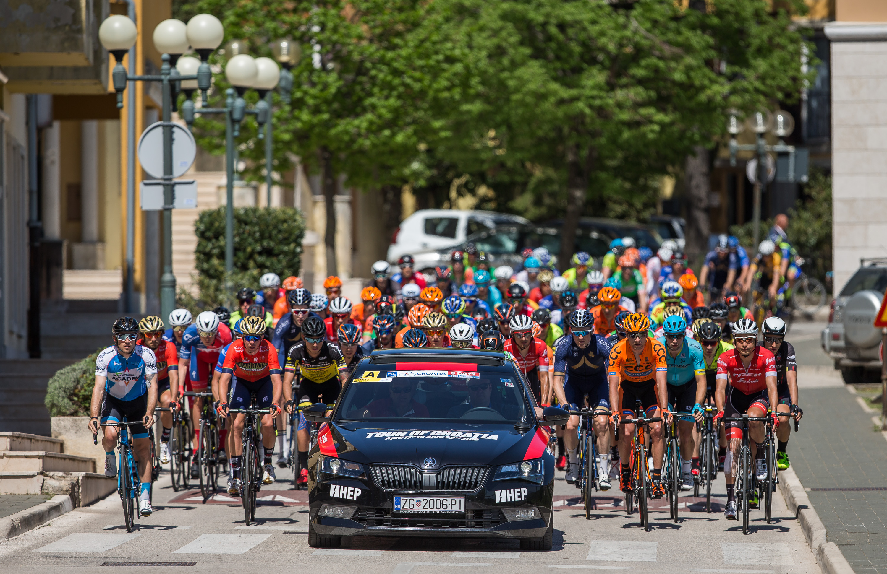 Tour of Croatia 2018.